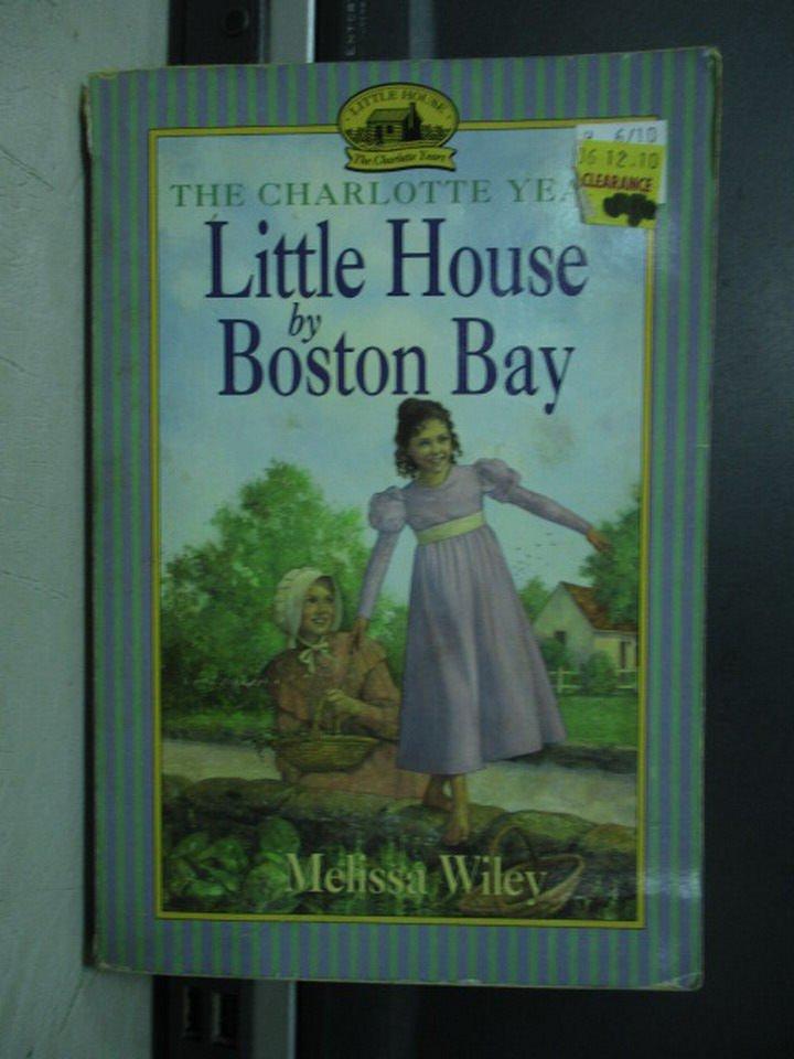 【書寶二手書T7/原文小說_LRD】Little house_Boston bay