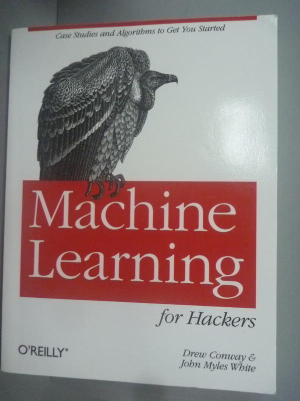 ~書寶 書T1/大學資訊_ZDK~Machine Learning for Hackers