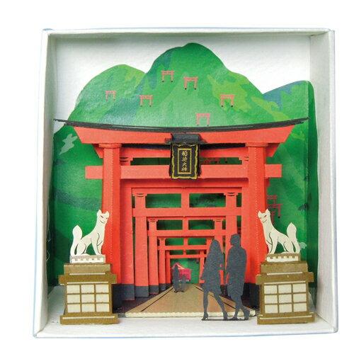 東喬精品百貨商城:《Papernano》PN-111稻荷神社