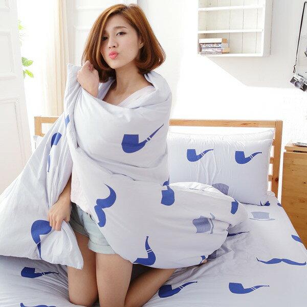 ^~SN^~^#B145^#寬幅100^%天然極緻純棉5x6.2尺雙人床包被套四件組~ 製