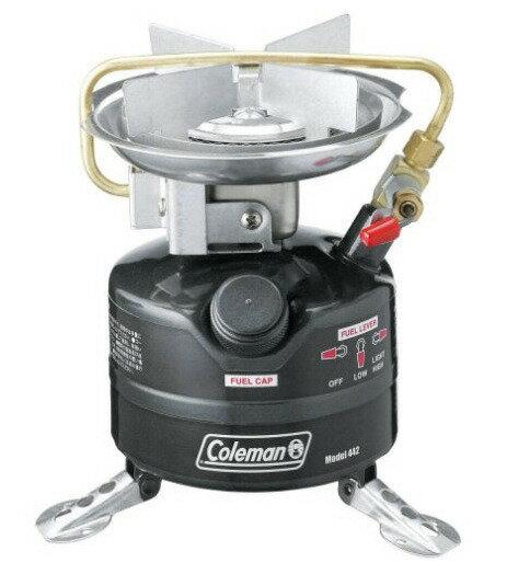【鄉野情戶外專業】 Coleman |美國|  Feather™ 442 Dual Fuel™ Stove 氣化爐 _CM-0442JM000