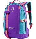 【鄉野情戶外專業】 HAGLOFS |瑞典|  TightLegend 背包休閒背包/旅遊背包/運動背包/單車背包/健行背包-紫藍XS _338029-2XK