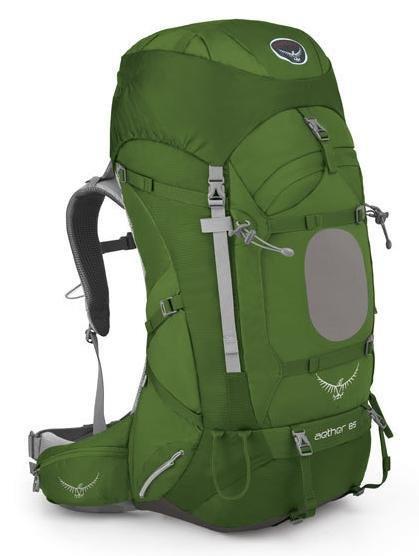 ~鄉野情戶外 ~ Osprey ^|美國^| Aether 85 登山背包 男款~盆栽綠M