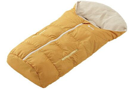 【鄉野情戶外專業】 LOGOS |日本| 登山露營/戶外休閒/嬰兒丸洗睡袋/幼兒睡袋(可與嬰兒車結合) 橘 LG72600332