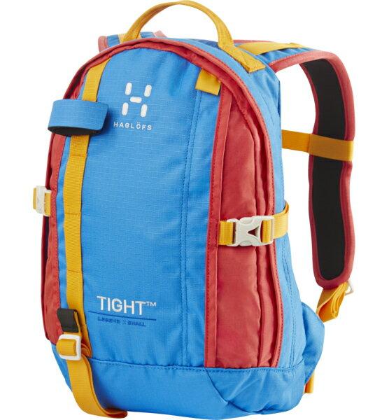 【鄉野情戶外專業】 HAGLOFS |瑞典|  TightLegend 背包休閒背包/旅遊背包/運動背包/單車背包/健行背包-藍紅XS _338029-2XJ