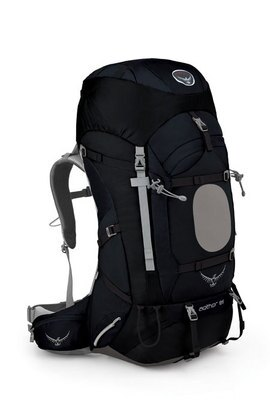 【鄉野情戶外專業】 Osprey |美國| Aether 85 登山背包 男款-藏藍M Aether85
