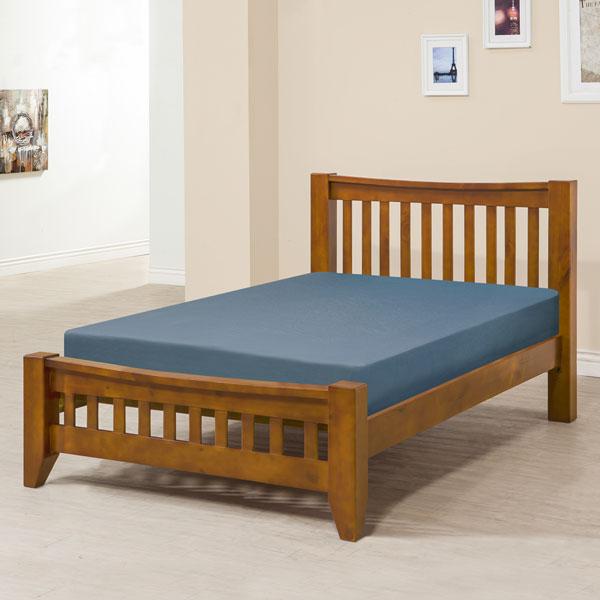 床架/床台/床組/單人床/木床架/床組/房間組/臥室【Yostyle】里恩床架組-單人3.5尺(不含床墊)