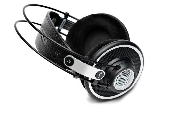 ㊣胡蜂正品㊣ AKG K702 旗艦型耳罩式耳機 單邊可換線設計 聲音整體的魅力十足 HD598 K701 可參考