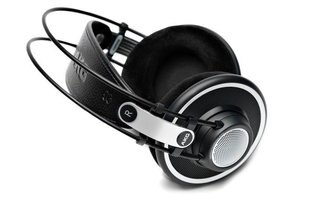 AKG K702 旗艦型耳罩式耳機 單邊可換線設計 聲音整體的魅力十足 HD598 K701 可參考