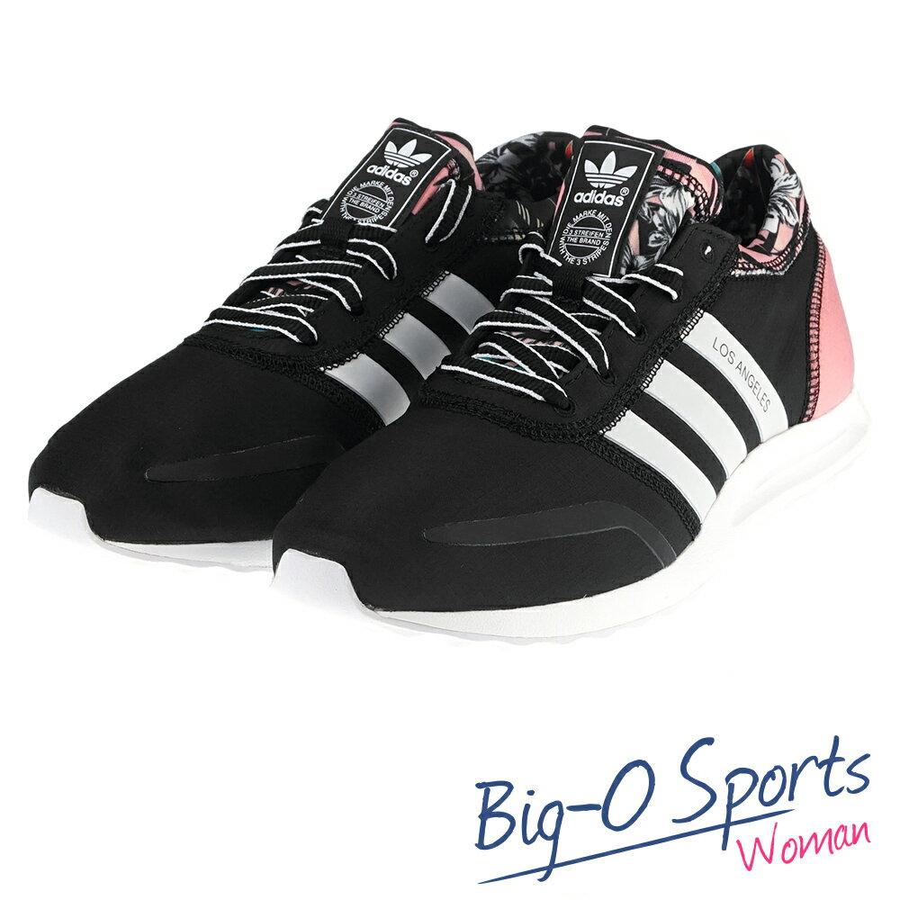 ADIDAS 愛迪達 LOS ANGELES W  復古鞋 女 S78916 Big~O