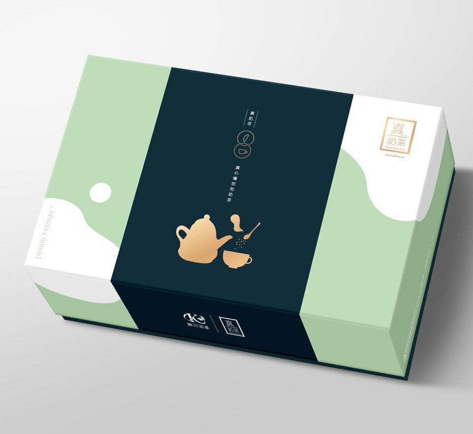 歐可茶葉 台灣珍珠奶茶禮盒  /  每組內含珍珠奶茶x2盒(共10包)+精裝禮盒+專屬提袋  /  因訂單量龐大目前最慢出貨日為8月19日 /  1