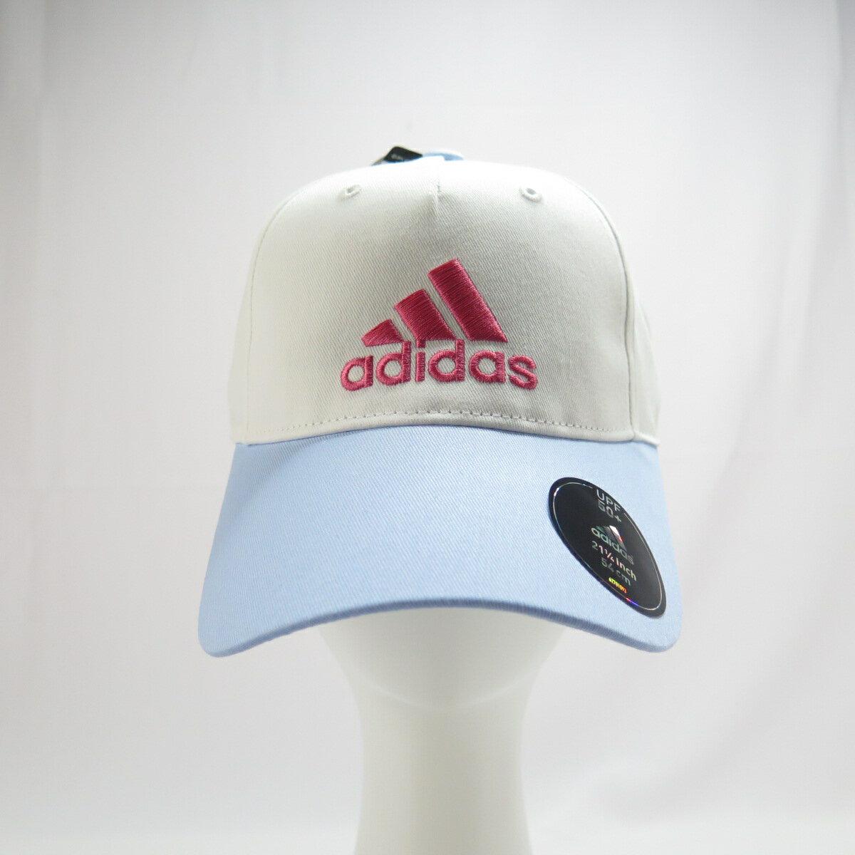 ADIDAS LK GRAPHIC CAP 縫線電繡 運動帽 ED8631 後排扣 可調整式【iSport愛運動】