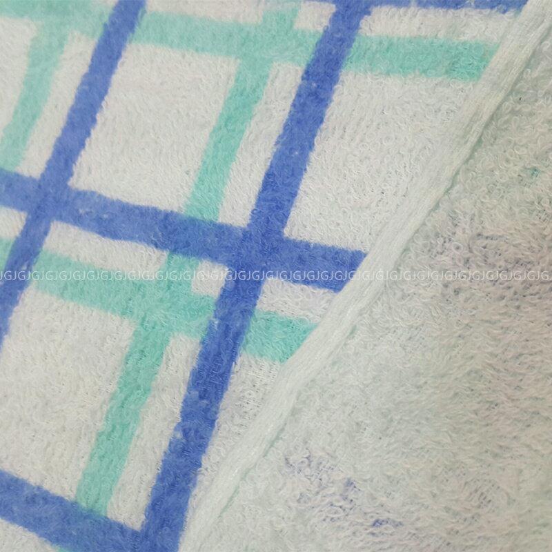 JG附發票~格子款 MIT台灣製造100%純綿毛巾尺寸約:33*76公分,枕巾洗澡巾擦臉巾運動巾擦髮巾