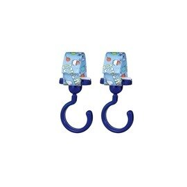 小奶娃婦幼用品:ViViBaby-Disney迪士尼小飛象馬戲團推車掛勾(2入組)