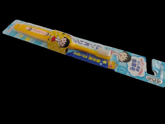 【憨吉小舖】【櫻桃小丸子】日本製 EBiSU惠百施 抑制蛀牙病菌兒童牙刷 1支入
