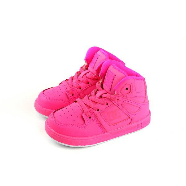 DCPUREHIGH-TOPSEULSN運動鞋桃紅色小童童鞋ADOS700030-PGAno139