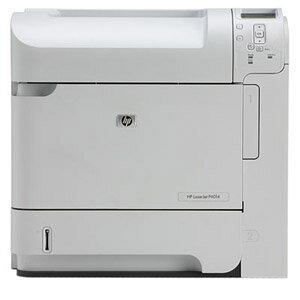 HP LaserJet P4014N Laser Printer - Monochrome - 1200 x 1200 dpi Print - Plain Paper Print - Desktop - 45 ppm Mono Print - Letter, Legal, Executive, Statement, Com10 Envelope, Monarch Envelope, Custom Size - 600 sheets Standard Input Capacity - 175000 Duty 0