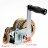 Heavy Duty Hand Winch 600 lbs Hand Crank Strap Gear Winch ATV Boat Trailer 5