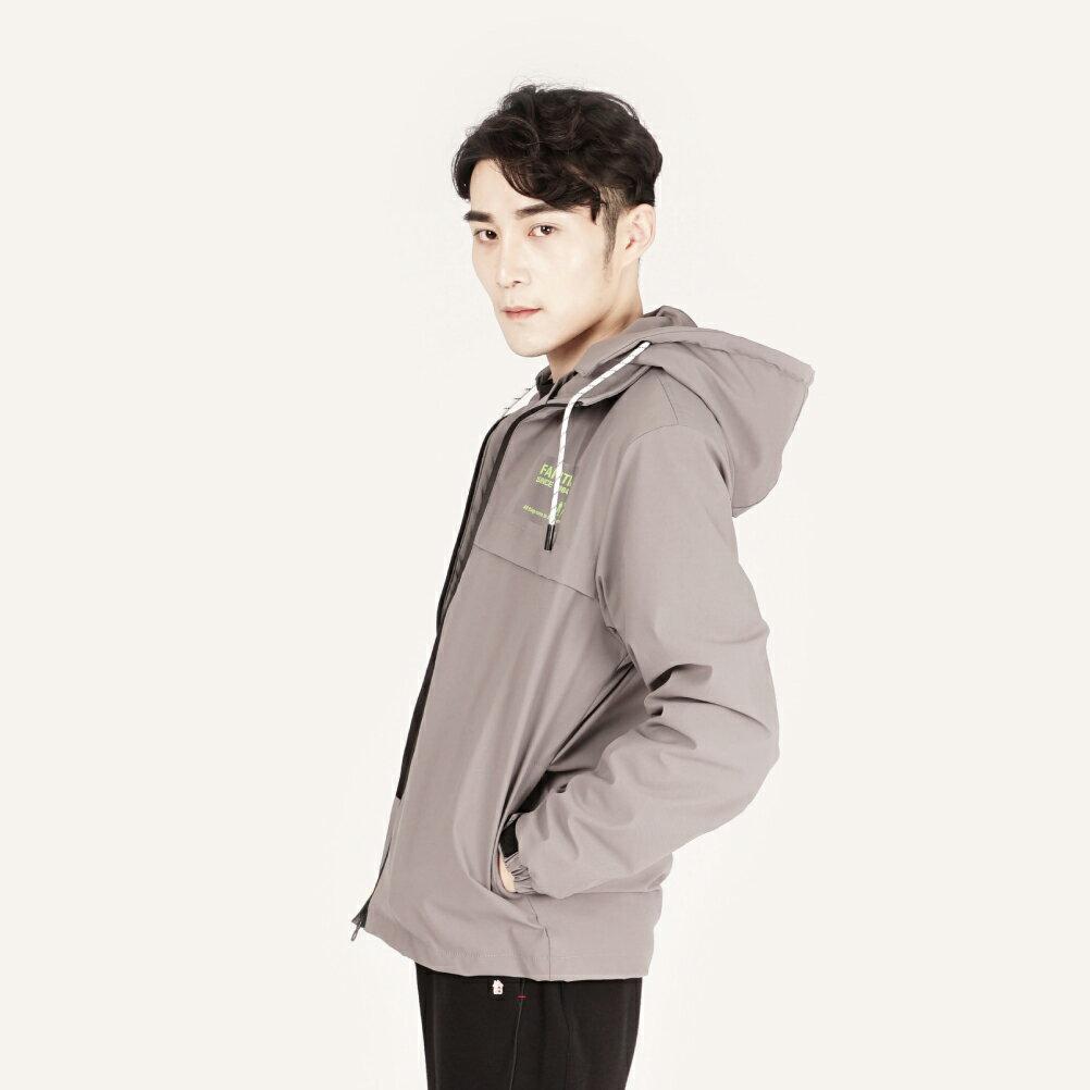 【FANTINO】外套(男)-灰 945327 3