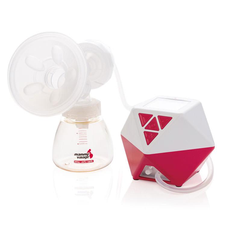 pregshop孕味小舖《六甲村》9段式智慧型電動吸乳器(單邊)