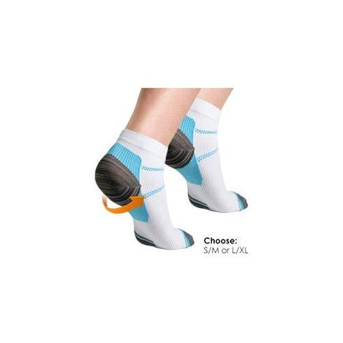 Milano Unisex Compression Socks for Plantar Fasciitis 0