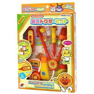 日本 ANPANMAN 麵包超人 醫生玩具組 家家酒玩具 *夏日微風*