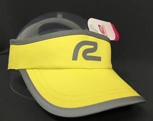 HEADSWEATS 汗淂 中空帽 萊姆黃色 灰色反光布料包邊 安全度更提昇