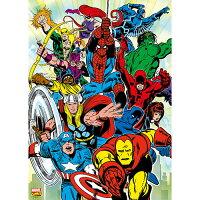 漫威英雄Marvel 周邊商品推薦【P2 拼圖】Marvel Comics經典漫畫(3)拼圖520片 HPM0520-011