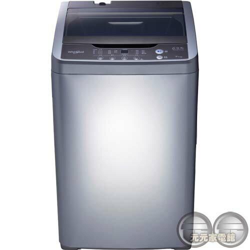 <br/><br/>  Whirlpool 惠而浦 12公斤直立式洗衣機 WM12GN~限區含配送安裝<br/><br/>