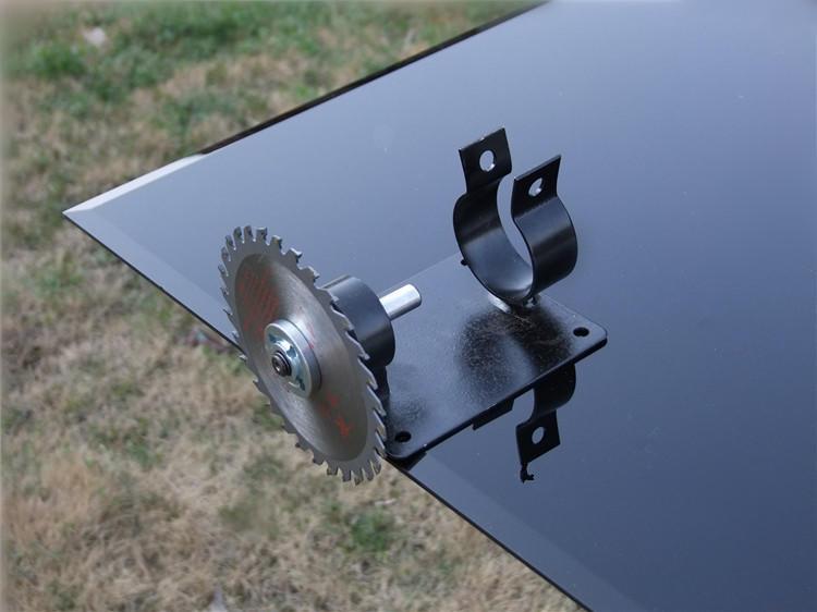 切割機支架 手電鉆變切割機打磨機 連接轉換桿套裝 切割打磨套裝1入