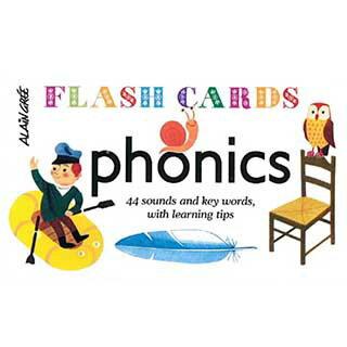 Phonics Flash Cards 發音學習圖卡