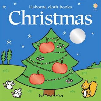 Christmas Cloth Book 聖誕節有聲布書