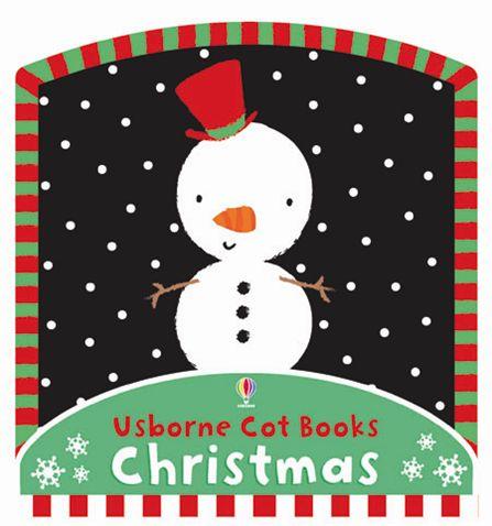 Usborne Cot Books:Christmas 聖誕款可愛床圍書