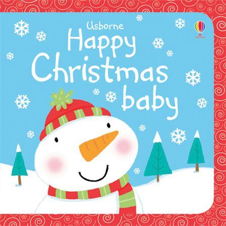 Cloth Happy Christmas Baby 歡慶聖誕節布書