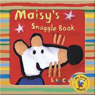 Maisy's Snuggle Book 波波的睡前抱抱布書