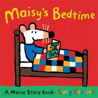 Maisy's Bedtime 準備睡覺囉!波波!故事小書