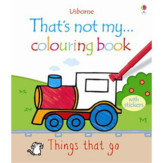 That's Not My... Colouring Book:Things That G