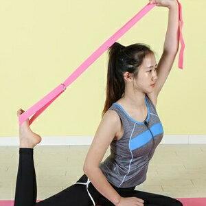 美麗大街【BF273E1】加長繩初學者拉筋拉力帶瑜伽輔助用品