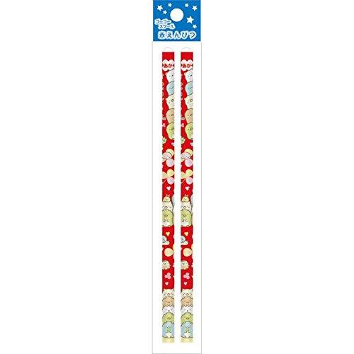 X射線【C676328】角落公仔木頭鉛筆2入,角落生物/SANX/學生/送禮/文具/事務用品/開學/生日禮物/交換禮物