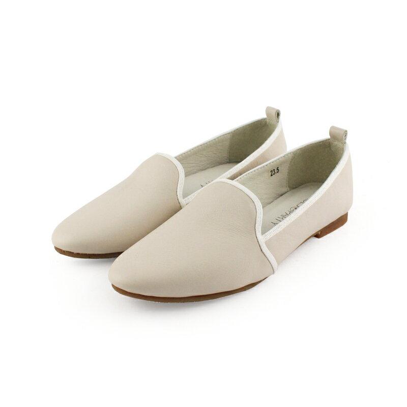 【 C2-17504L 】軟牛皮休閒歐貝拉_Shoes Party 5