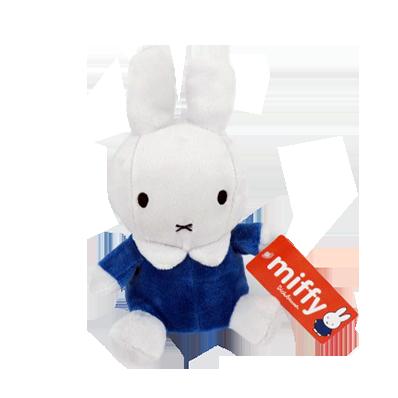 miffy洋裝玩偶(藍)