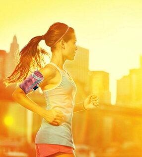 Mycolor:●MYCOLOR●運動裝備手臂包臂戴戶外健身跑步手機運動包魔鬼氈手機套男女便攜【B44】