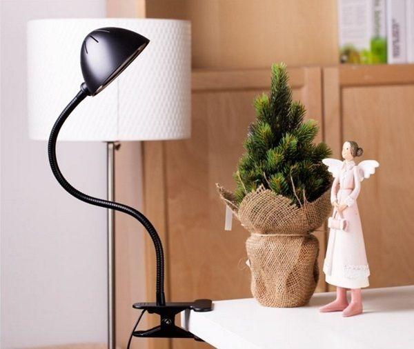 ●MY COLOR●LED夾式節能燈 臥室 護眼 學習 閱讀 床頭燈 USB 充電 檯燈 桌燈 學生 夜燈【P17-2】