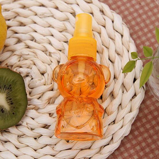 ●MY COLOR●可愛小熊噴霧瓶罐 化妝水 保養品 旅行 戶外 美容 便攜 隨身 分裝 保濕 30ml【K98】