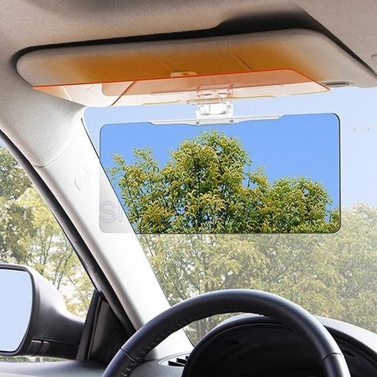 ●MY COLOR●日夜兩用高清防眩鏡 車用 遮陽板 遠光 汽車 紫外線 駕駛 眼睛 刺眼 HD Visor【L37】