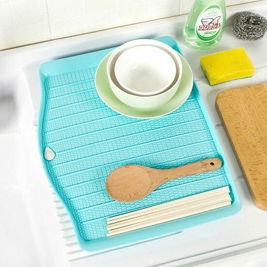 ~MY COLOR~多用方形瀝水盤套裝 托盤 蔬菜 水果 手提 碗筷 瀝乾 廚房 客廳 泡