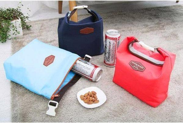 ●MY COLOR●保冷袋 副食品保溫袋 野餐袋 生鮮保溫袋 幼兒園餐盒 午餐帶 可放 便當【Z12】