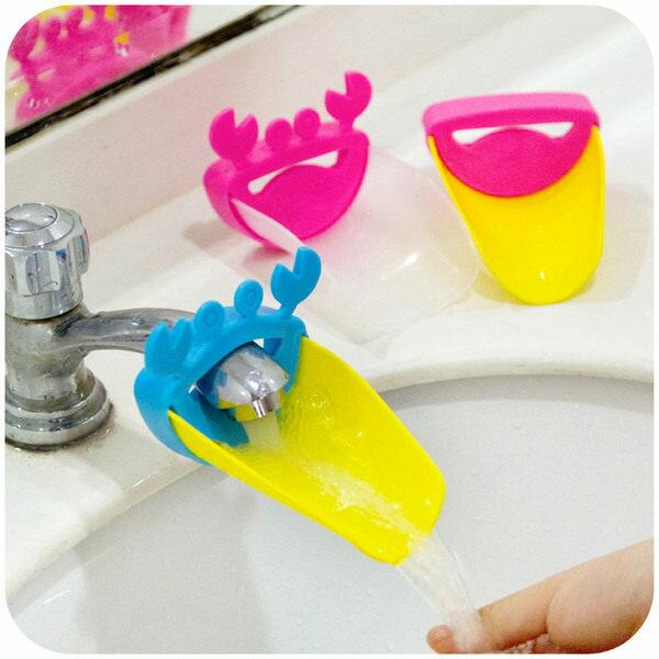 ●MY COLOR●兒童水龍頭延伸器 導水槽洗手器 水龍頭開關延伸器 導水器 延伸器【L78】