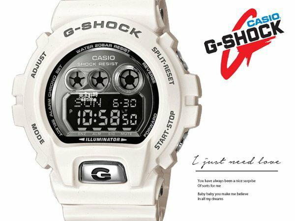 【完全計時】手錶館│日本G-SHOCK GD-X6900FB-7DR 時尚潮流腕錶 GD-X6900FB現+排單 熱賣