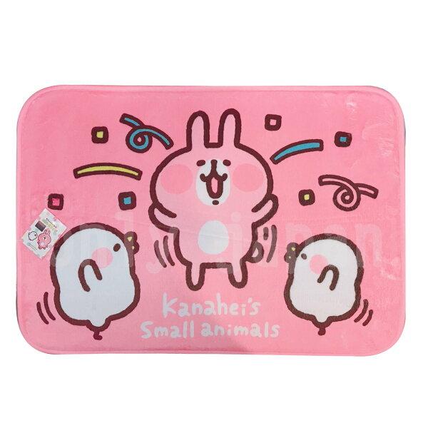 【真愛日本】18050900007地墊-卡拉赫拉嗨起來卡娜赫拉的小動物兔兔P助地墊地毯腳踏墊防滑地墊